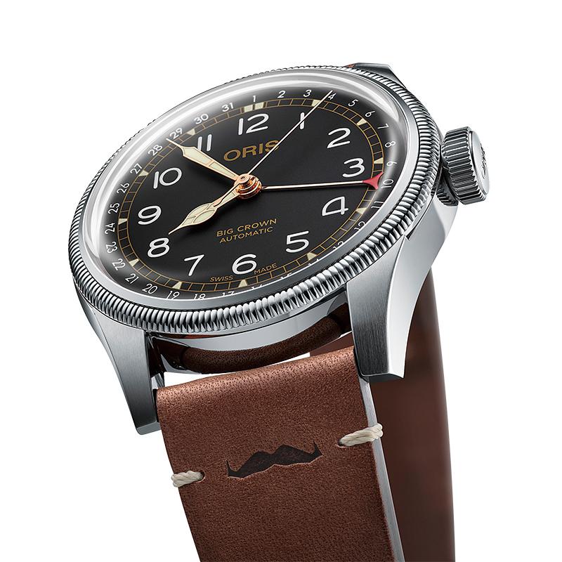 big sale 044c6 103f4 オリスの時計が男性のクオリティライフを支援する!? | ニュース ...