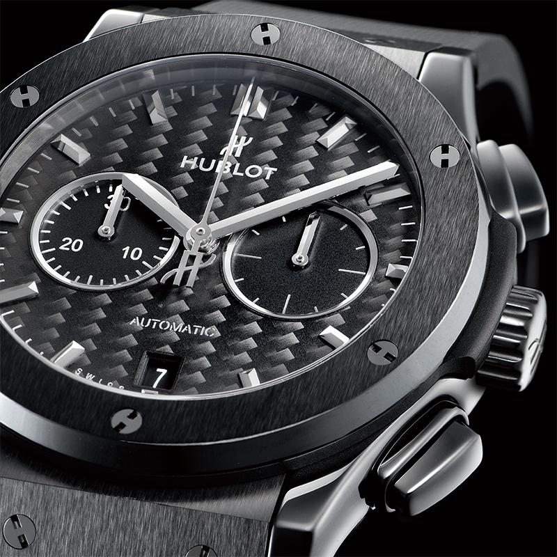 """size 40 85b24 c518f オールブラックの""""真っ黒""""高級時計コレクション#2【ウブロ ..."""