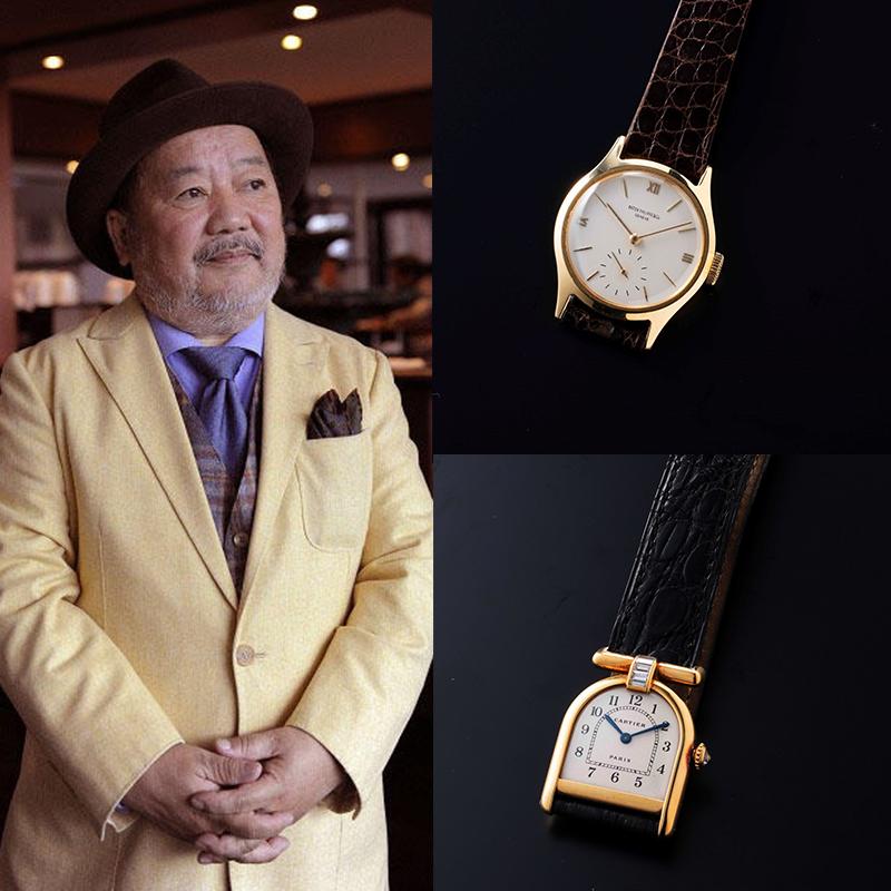 時計王・松山猛さんの時計遍歴を直接聞くチャンス! セブンアカデミー講座『贅沢の勉強』とは?
