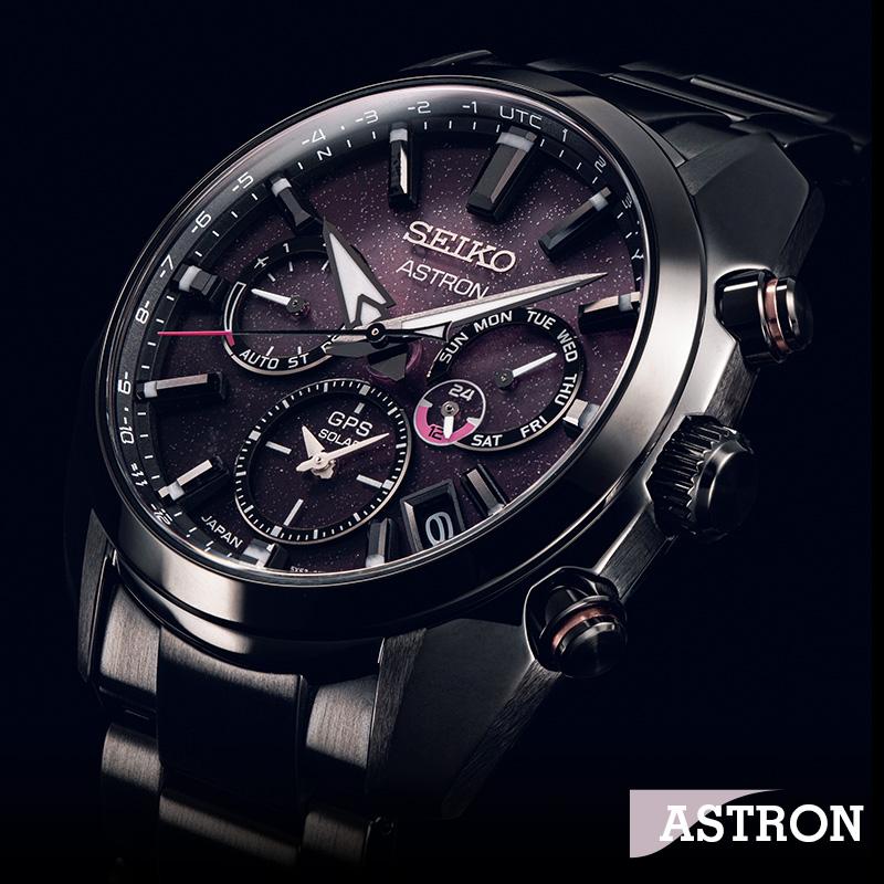 セイコー アストロン セイコー創業140周年記念限定モデル SBXC083