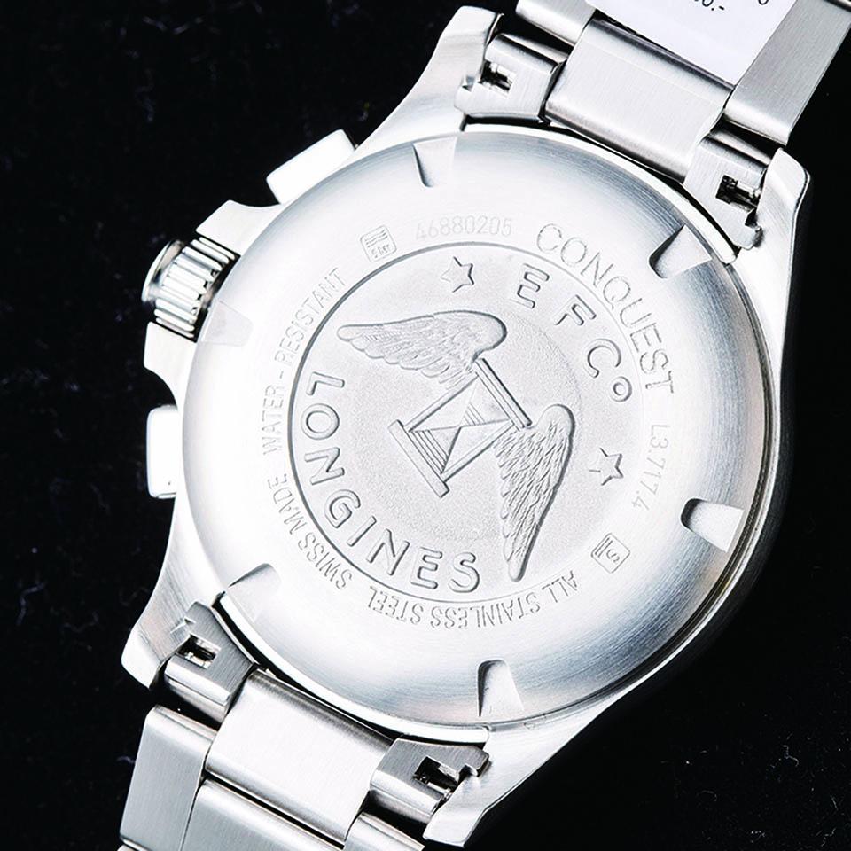 outlet store 21220 7cd03 コンクエスト V.H.P. 【 LONGINES(ロンジン)】 | 時計を探す ...