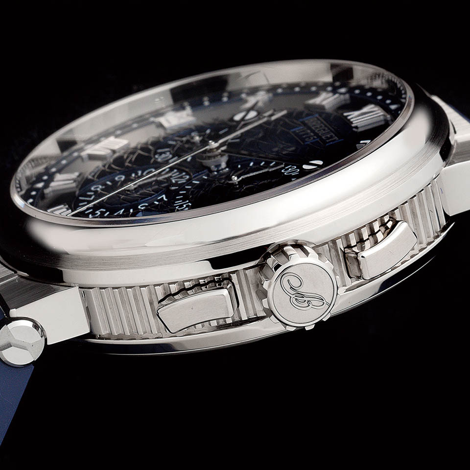 innovative design 0af3c f160b マリーン・クロノグラフ 5527 【 BREGUET(ブレゲ)】 | 時計を ...