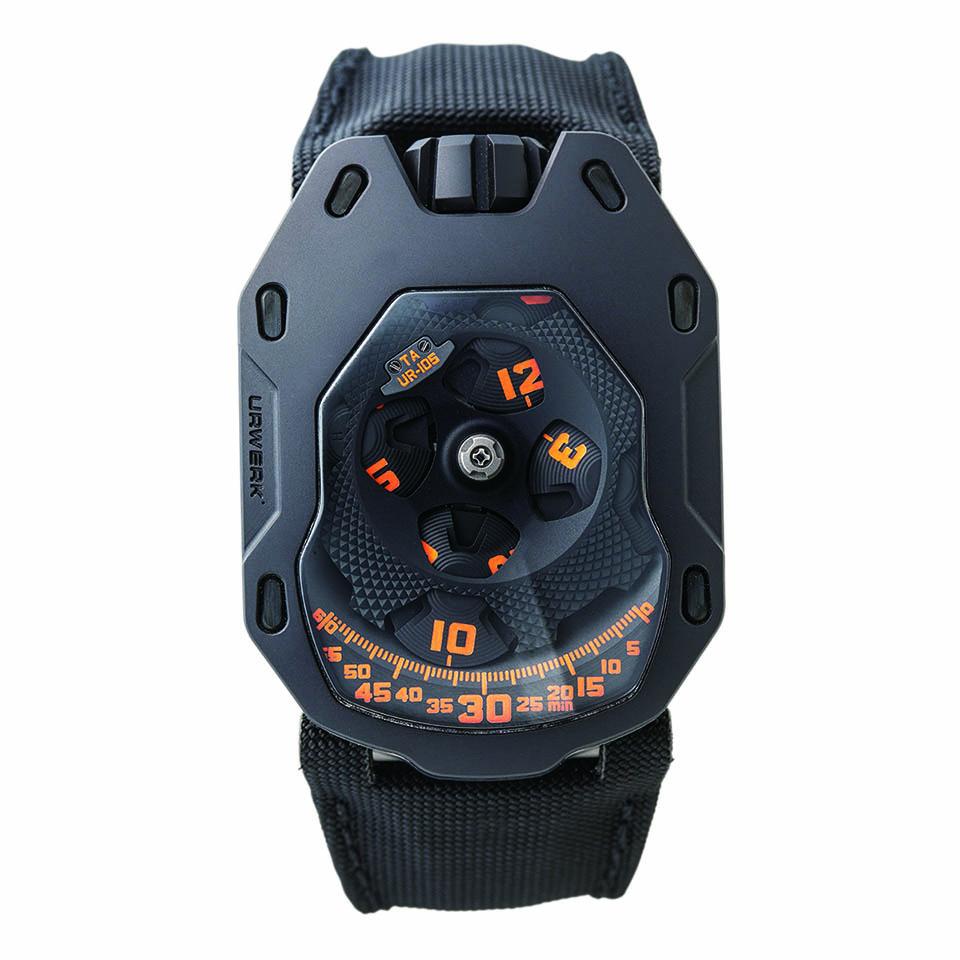 UR-105TA クロックワーク オレンジ イメージ画像1